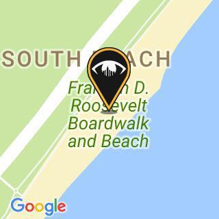 Franklin d roosevelt boardwalk and beach 2x