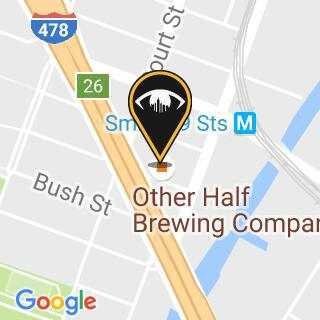 Other half brewing company 2x