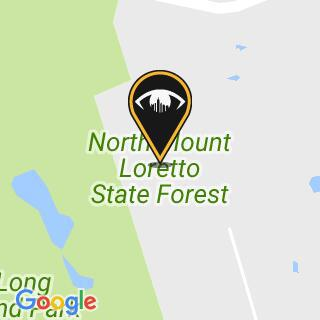 North mount loretto state forest 2x