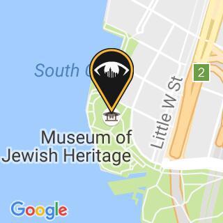 Museum of jewish heritage 2x