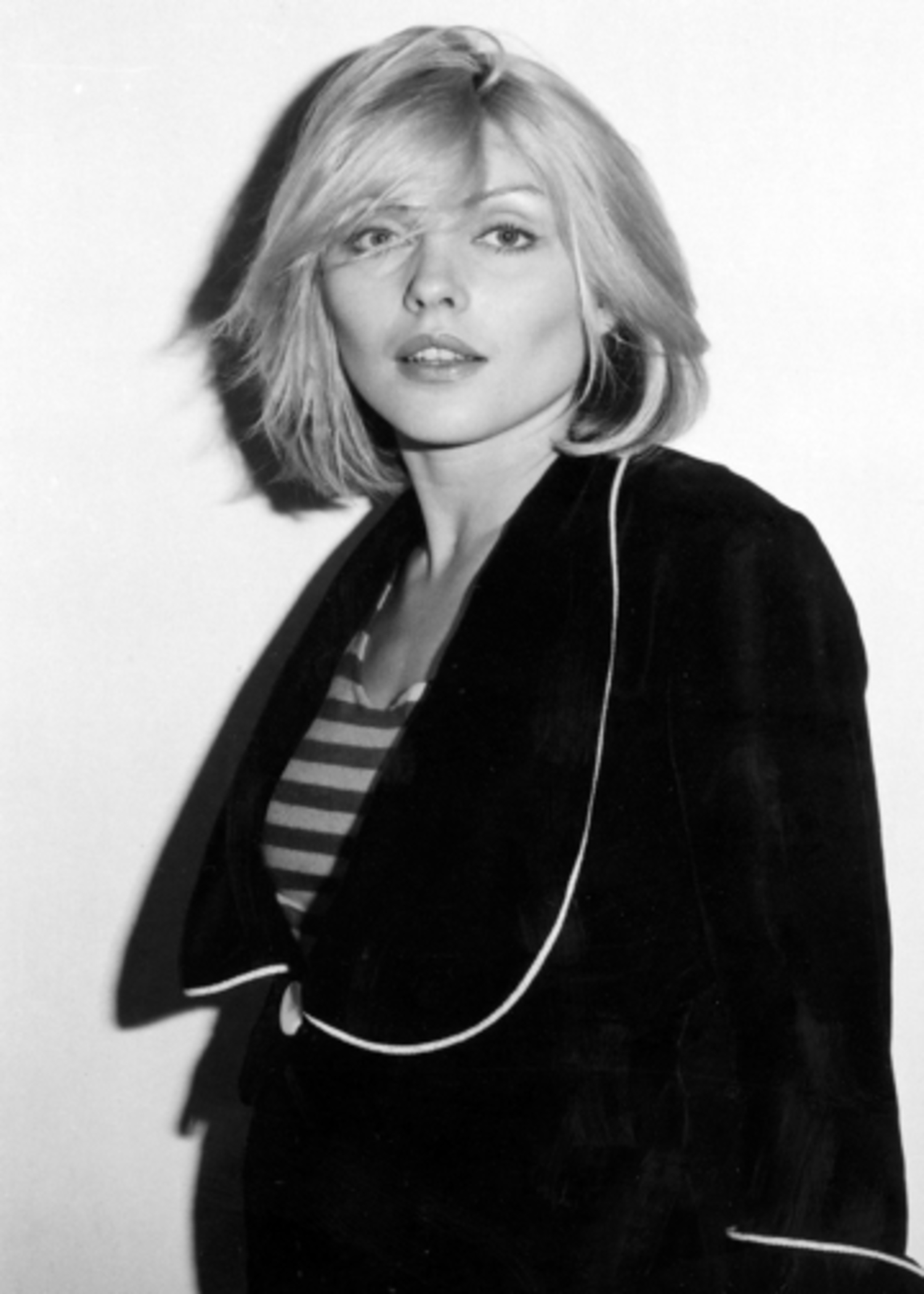 Debbie Harry, 1975.