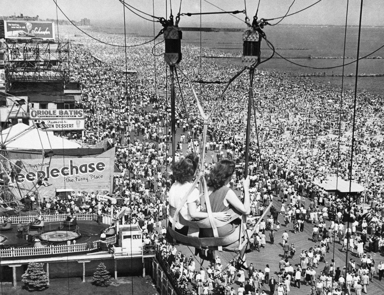 Coney Island, 1950s