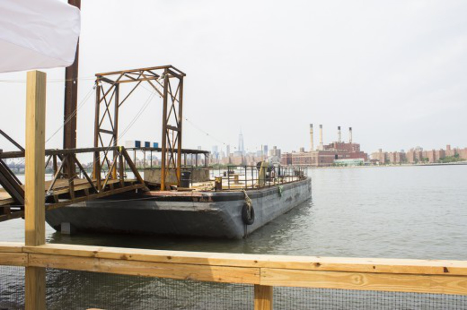 Brooklyn Barge Bar