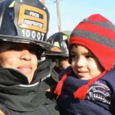 Meet #FDNY #Ladder29 Firefighter Sarina Olmo