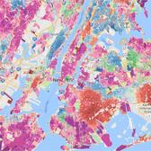 NYC Ethnic Density Map