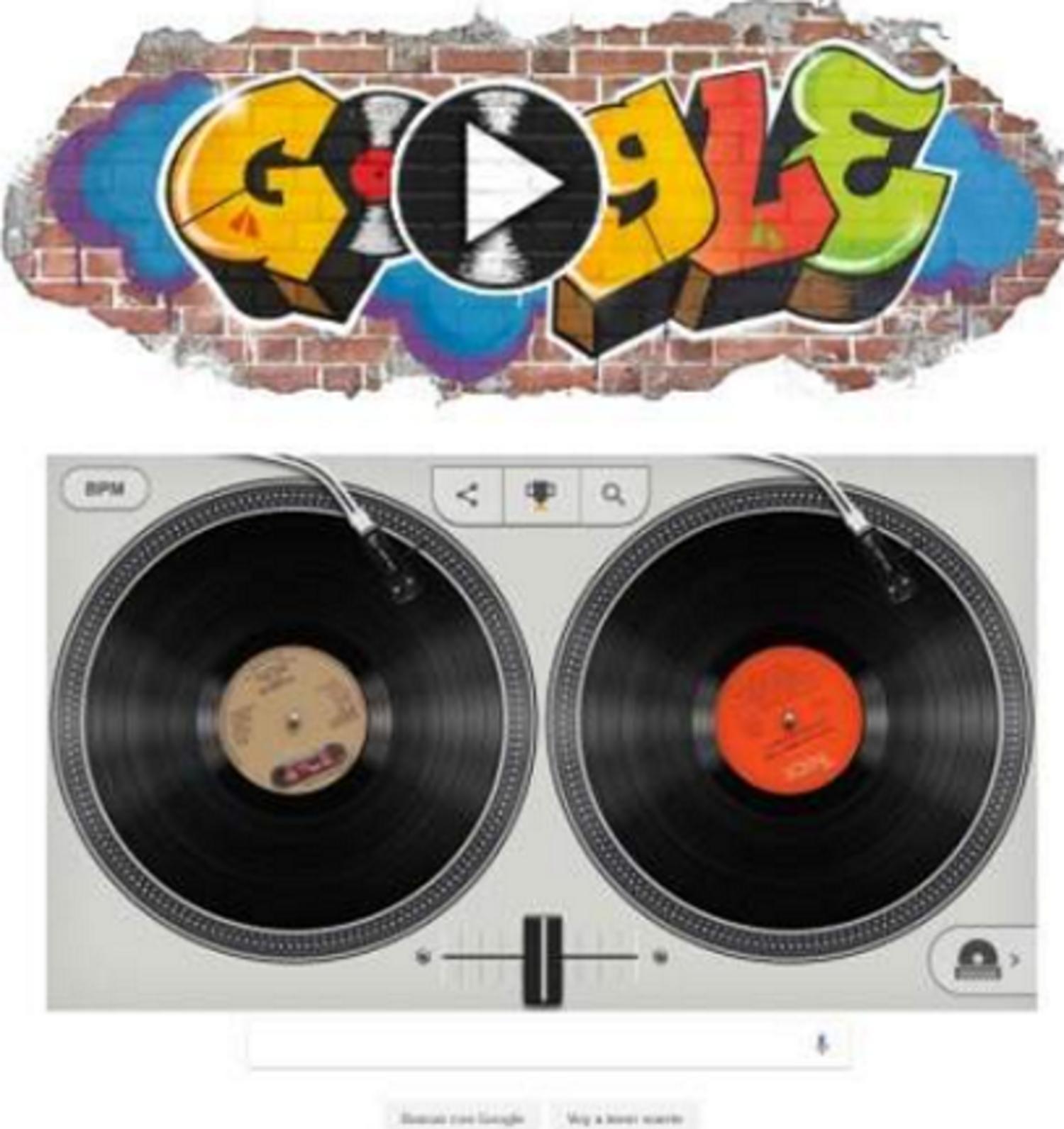 Google Doodle, August 11th, 2017