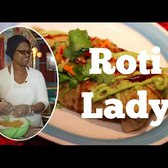 Meet The Roti Lady of New York City
