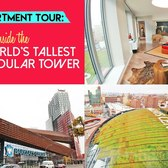 Apartment Tour: Inside the World's Tallest Modular Building (461 Dean)
