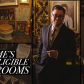 Golden Thrones- Best in Bathrooms- ACME's Most Eligible Bathrooms