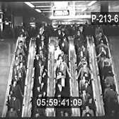 PORT AUTHORITY BUS TERMINAL OPENS 1950s