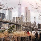 Brooklyn Bridge, New York, New York. Photo via @melliekr #viewingnyc #newyork #newyorkcity  #nyc #brooklynbridge #brooklyn