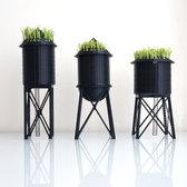 New York City Water Tower Pot / Wheatgrass Planter