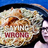 The Right Way To Pronounce Japanese Food Words - Stop Saying It Wrong, Episode 2