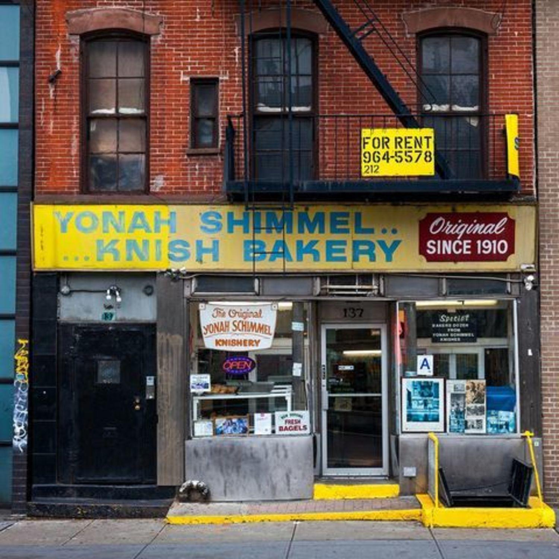 Yonah Schimmel's Knish Bakery, Lower East Side, Manhattan