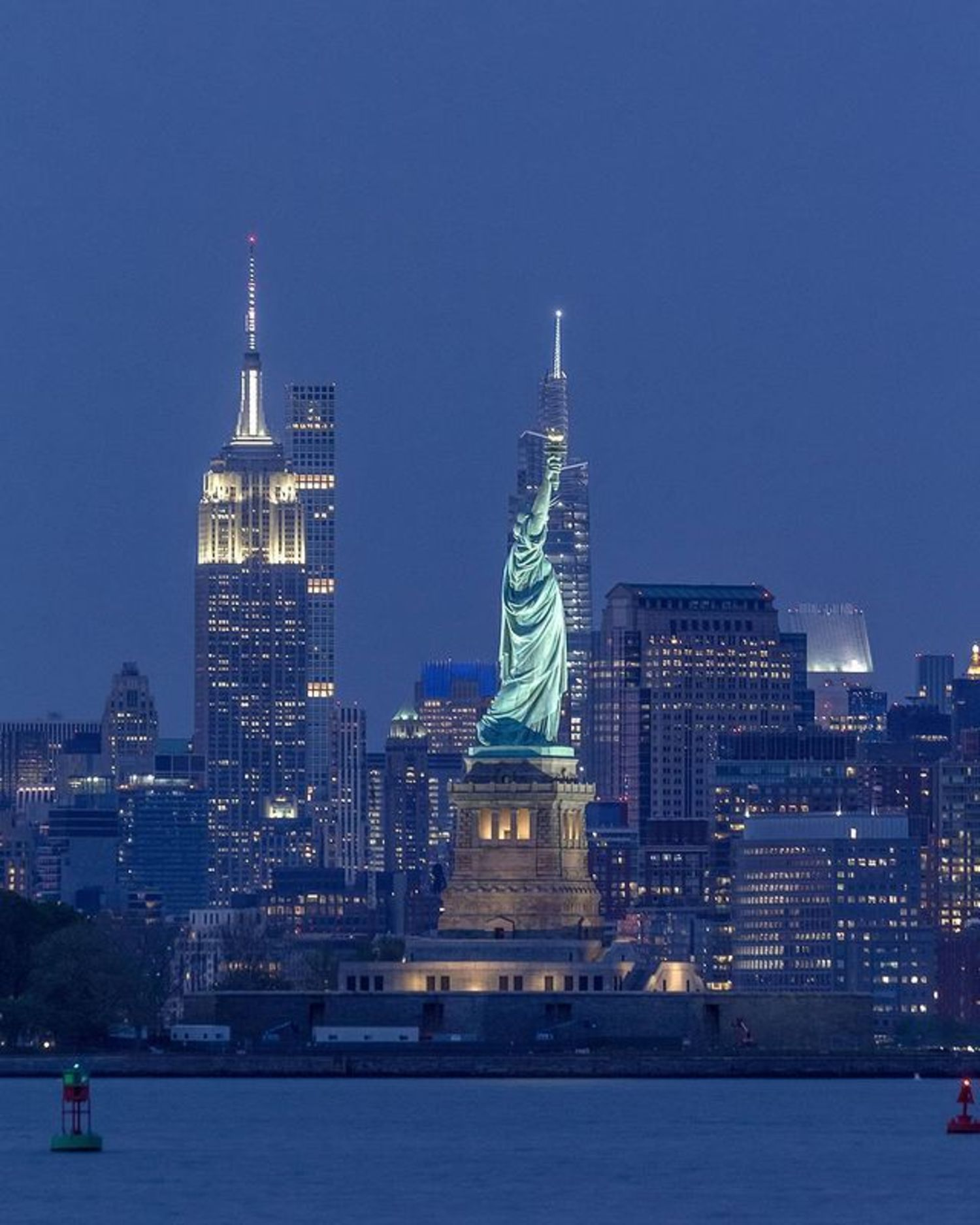 Statue of Liberty National Monument, New York
