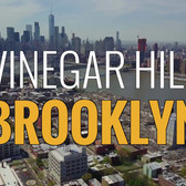 Above New York: Vinegar Hill, Brooklyn