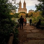 Central Park Lake, Manhattan