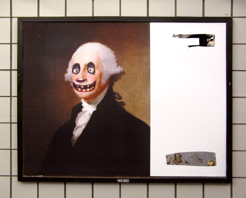 (not George Washington's last tooth)