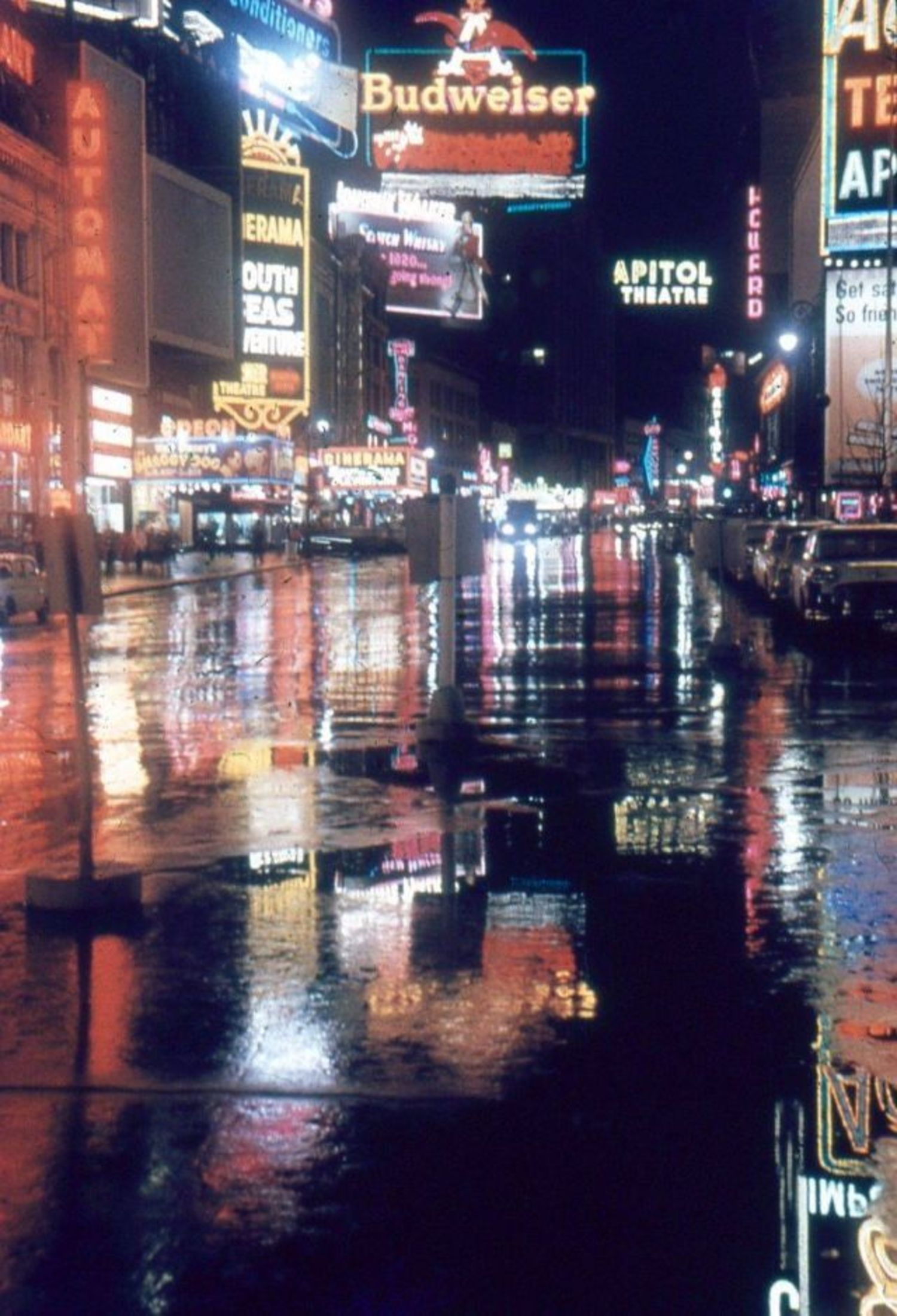 Times Square, 1959