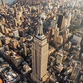 Empire State Building, New York, New York. Photo via @vikvik7 #viewingnyc #newyorkcity #newyork  #nyc