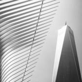 World Trade Center Oculus and One World Trade Center, New York, New York