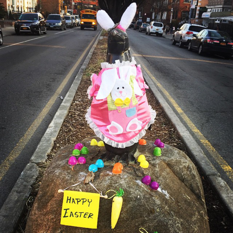 Put on your Easter bonnet #iheartqueens #easter #springhassprung