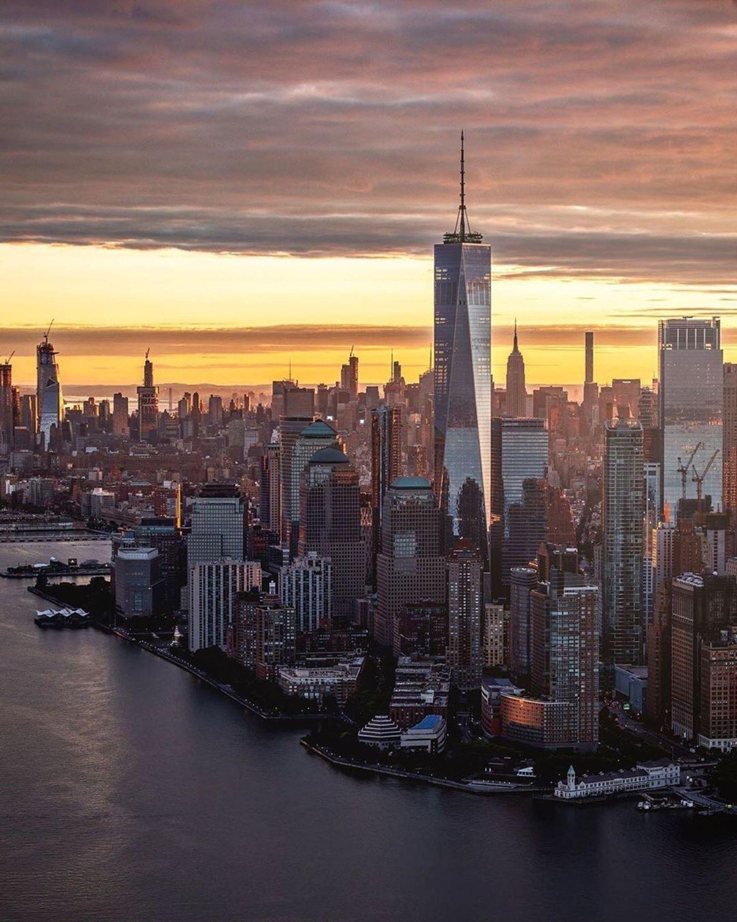 New York, New York. @flynyon