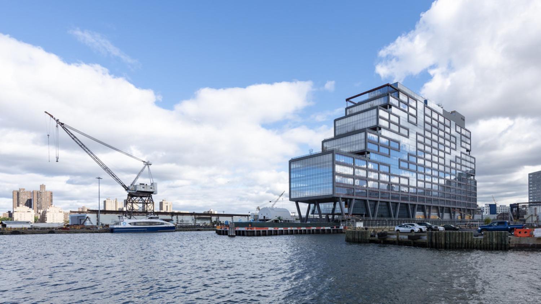 """""""Dock 72"""", Brooklyn Navy Yard"""