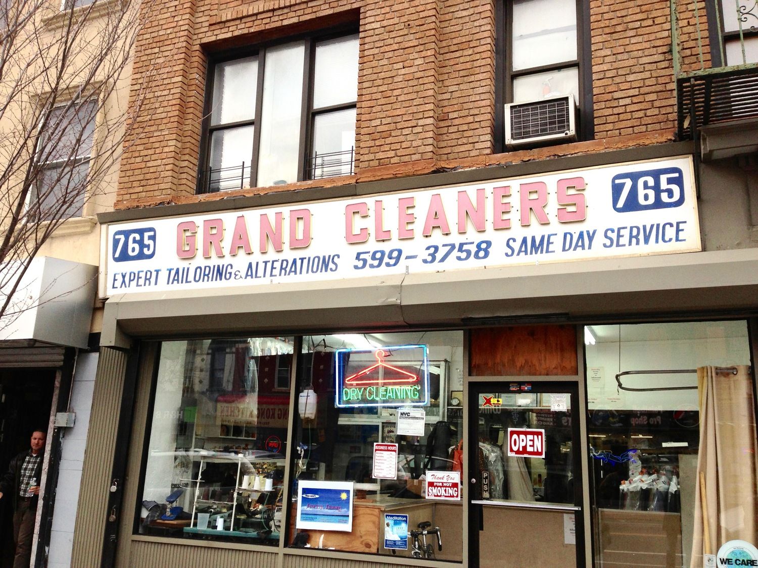 Brand Cleaners