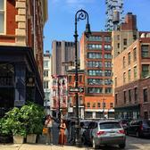 SoHo, New York.