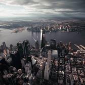 New York, New York. Photo via @flynyon #viewingnyc #newyork #newyorkcity #nyc