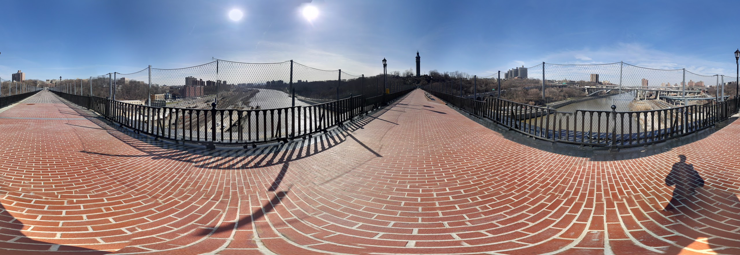 360° Photo of High Bridge