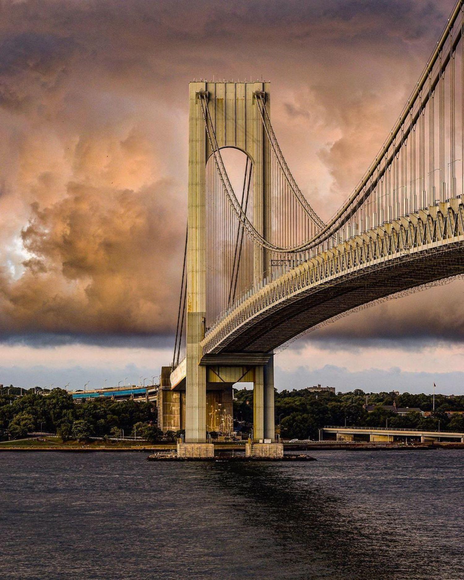 Verrazzano-Narrows Bridge, New York, New York