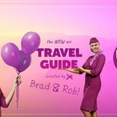 WOW Air Travel Guide Application - New York City