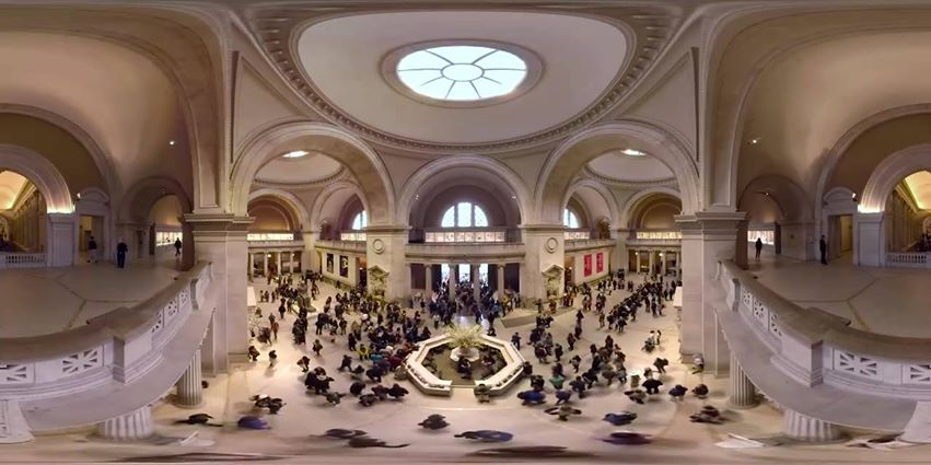 Explore The Metropolitan Museum Of Art S Grand Entrance