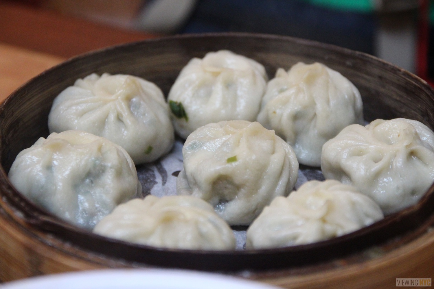 Lhasa Fast Food | Beef and Chive Momos