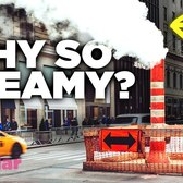 Why Steam Pours From New York City Streets - Cheddar Explains