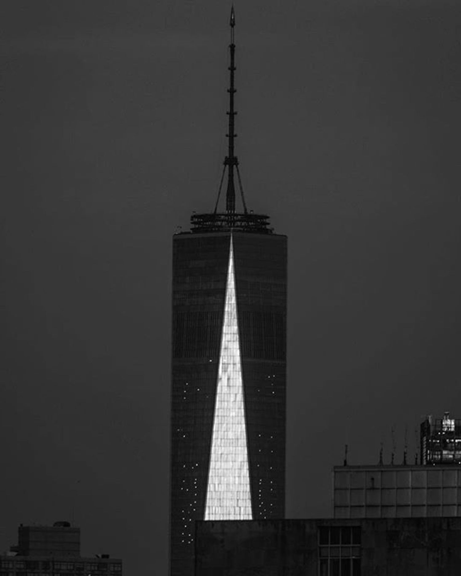 One World Trade Center, New York, New York. Photo via @montielism #viewingnyc #newyorkcity #newyork #nyc