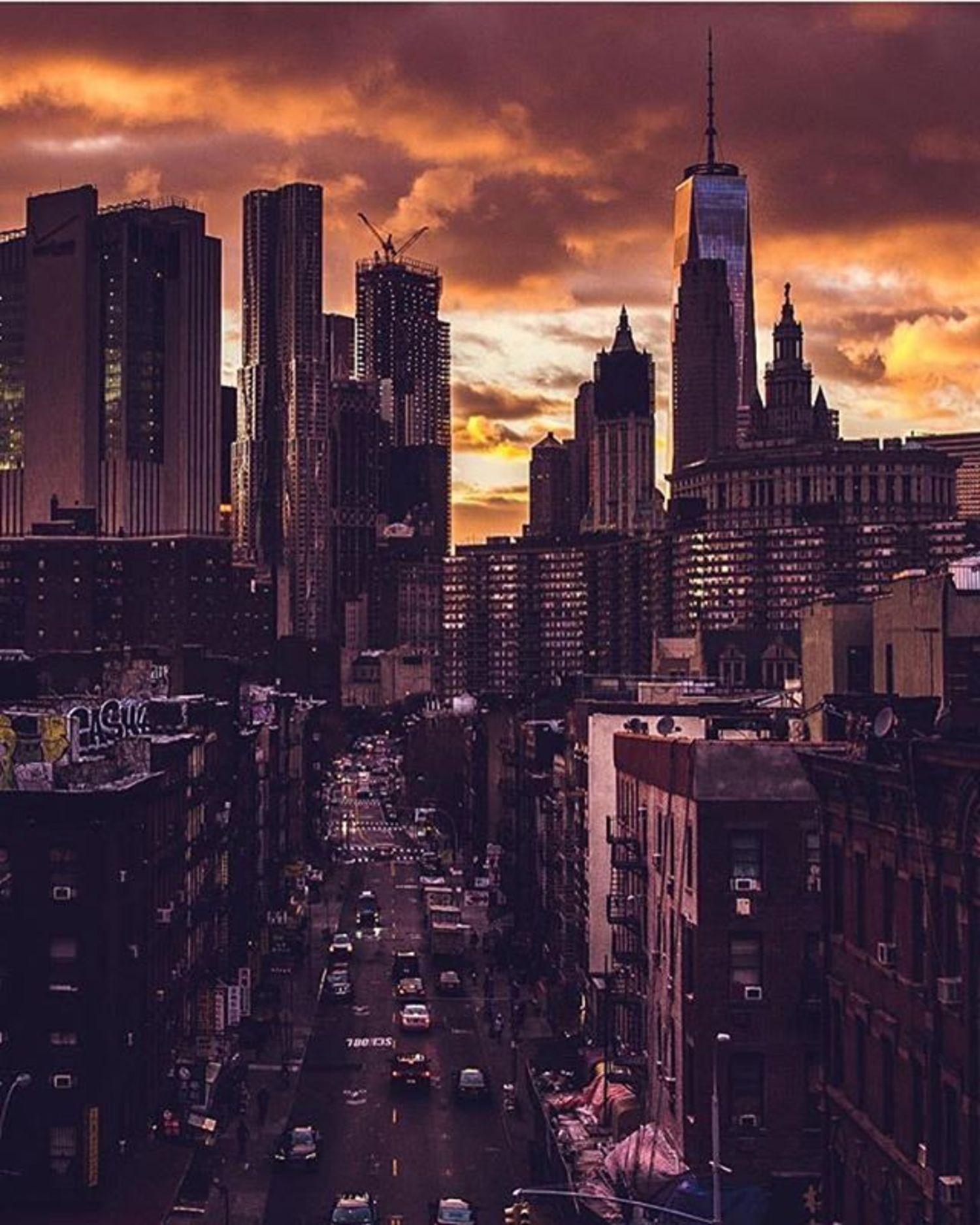 New York, New York. Photo via @scottlipps #viewingnyc