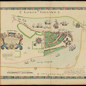 Duke's plan: A description of the towne of Mannados or New Amsterdam : as it was in September, 1661