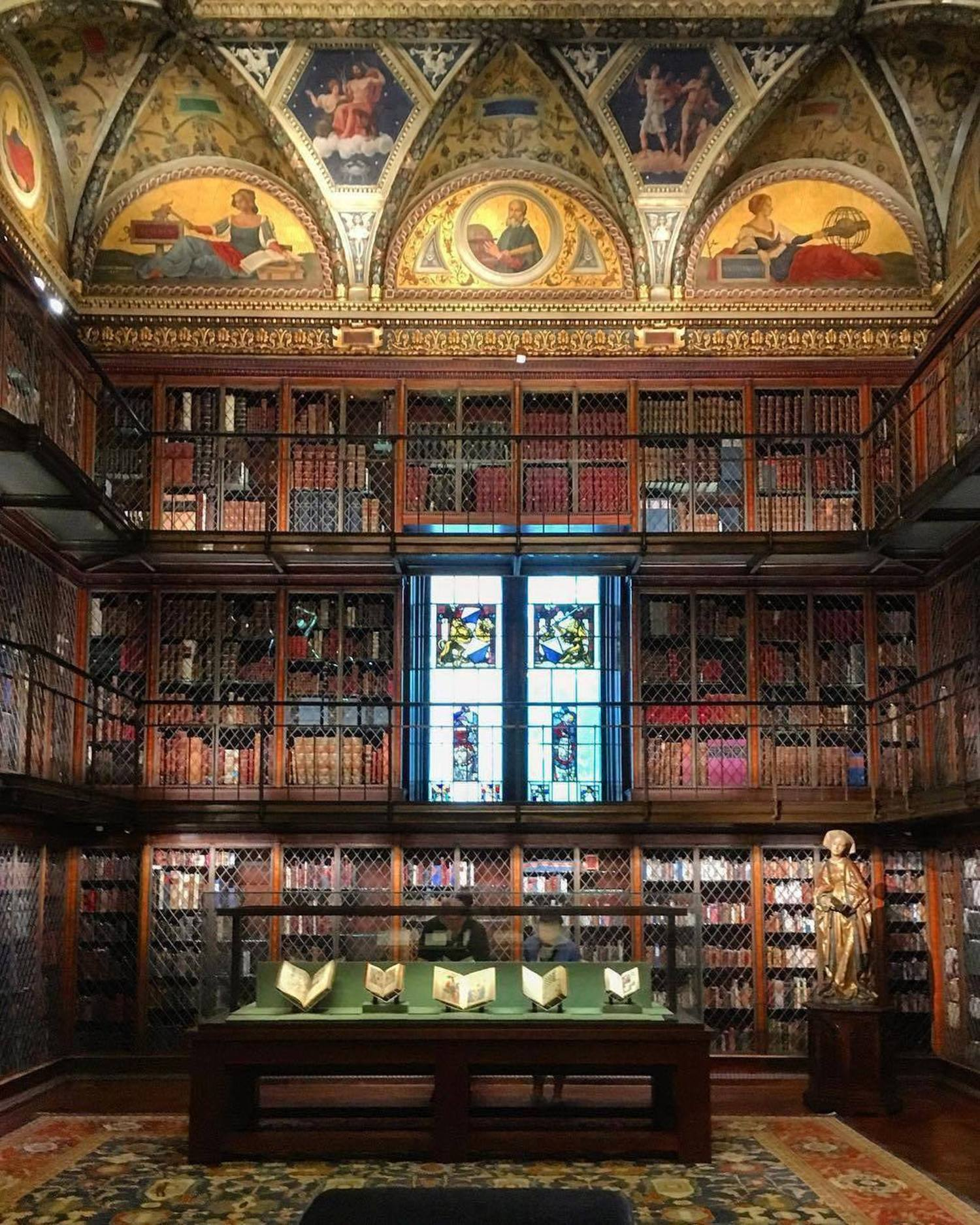 The Morgan Library & Museum.