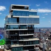 LOOK INSIDE A JENGA PENTHOUSE THAT GOES FOR $123,000 A MONTH | Secret Lives Of The Super Rich