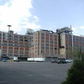 Pfizer Building in Bushwick