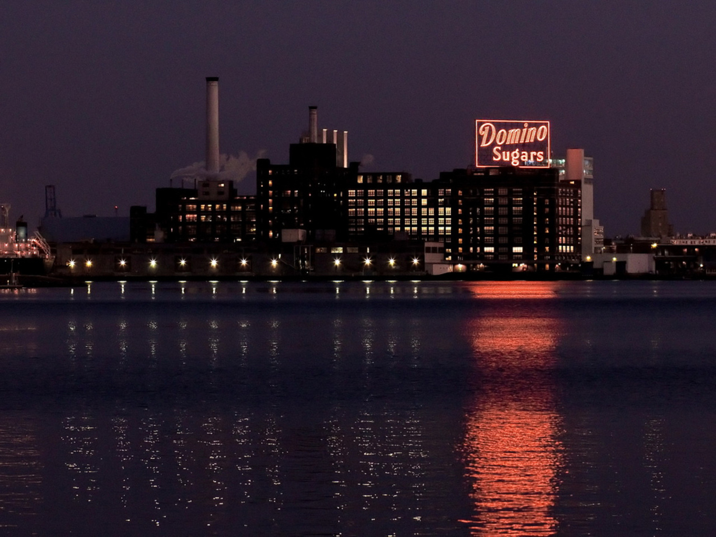 Domino Sugar Factory, Brooklyn, 2011