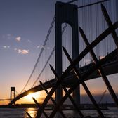 Verrazzano-Narrows Bridge, Bay Ridge, Brooklyn