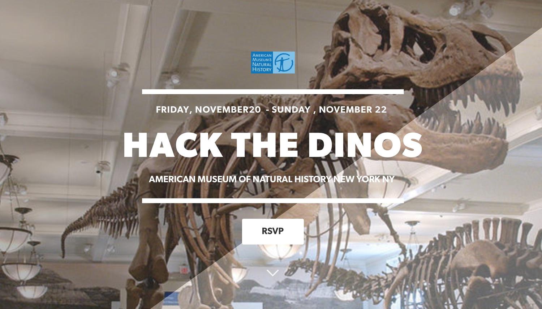 Hack the Dinos