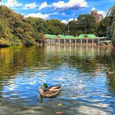 The Boat House, Central Park, Manhattan