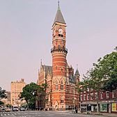 Jefferson Market Library, Greenwich Village, Manhattan