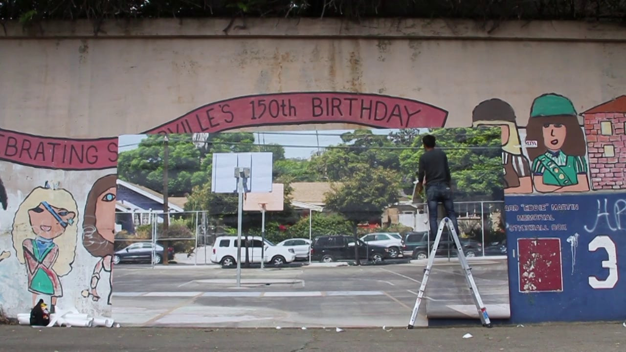 Converse Recreates Famous NYC Skate Spots in LA and Vice
