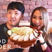 16-Pound Tsukemen Ramen Challenge With Strictly Dumpling